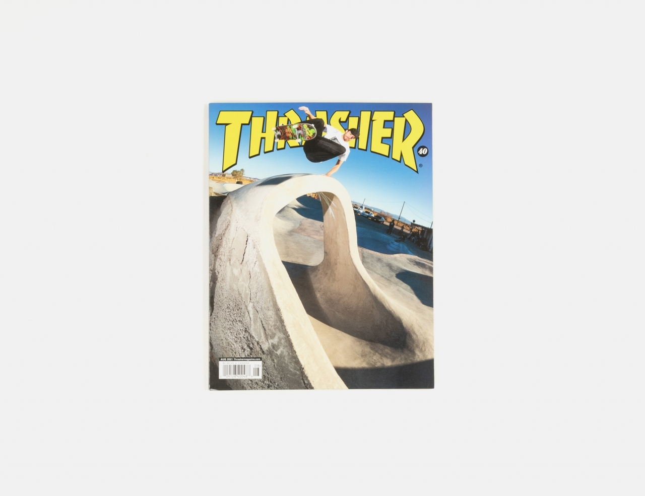 Thrasher Issues 2021 - August