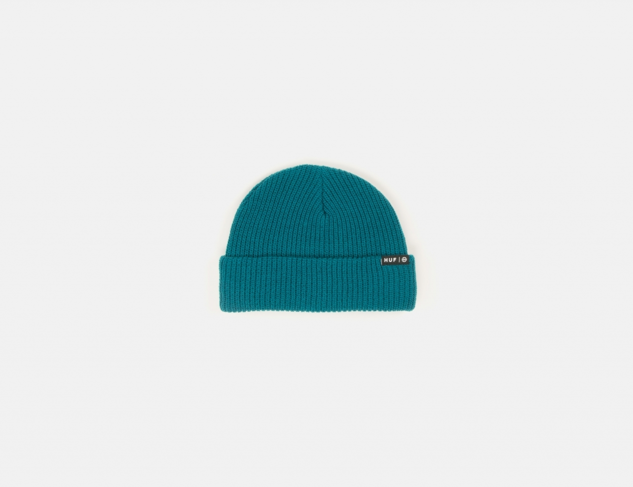 HUF Essentials Usual Beanie - Bold Teal