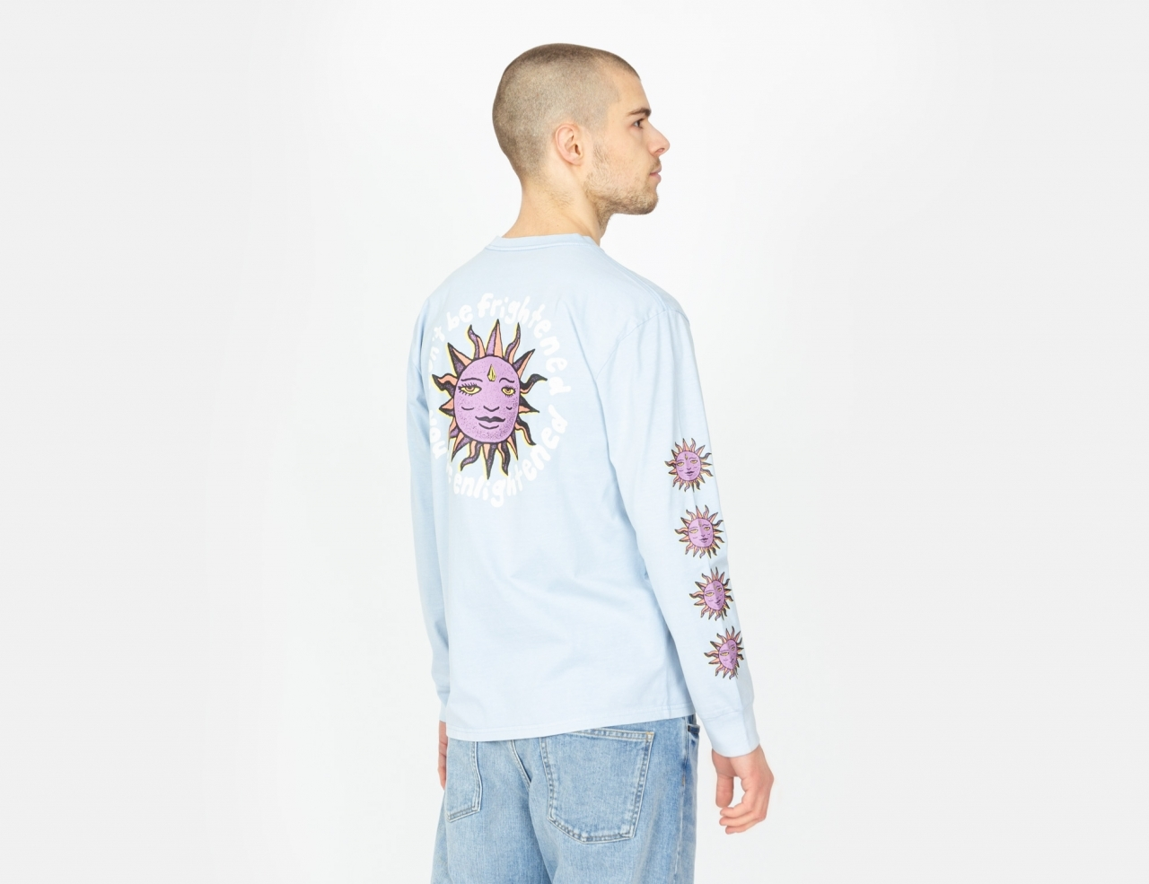Volcom Ozzy Wrong Longsleeve - Off White