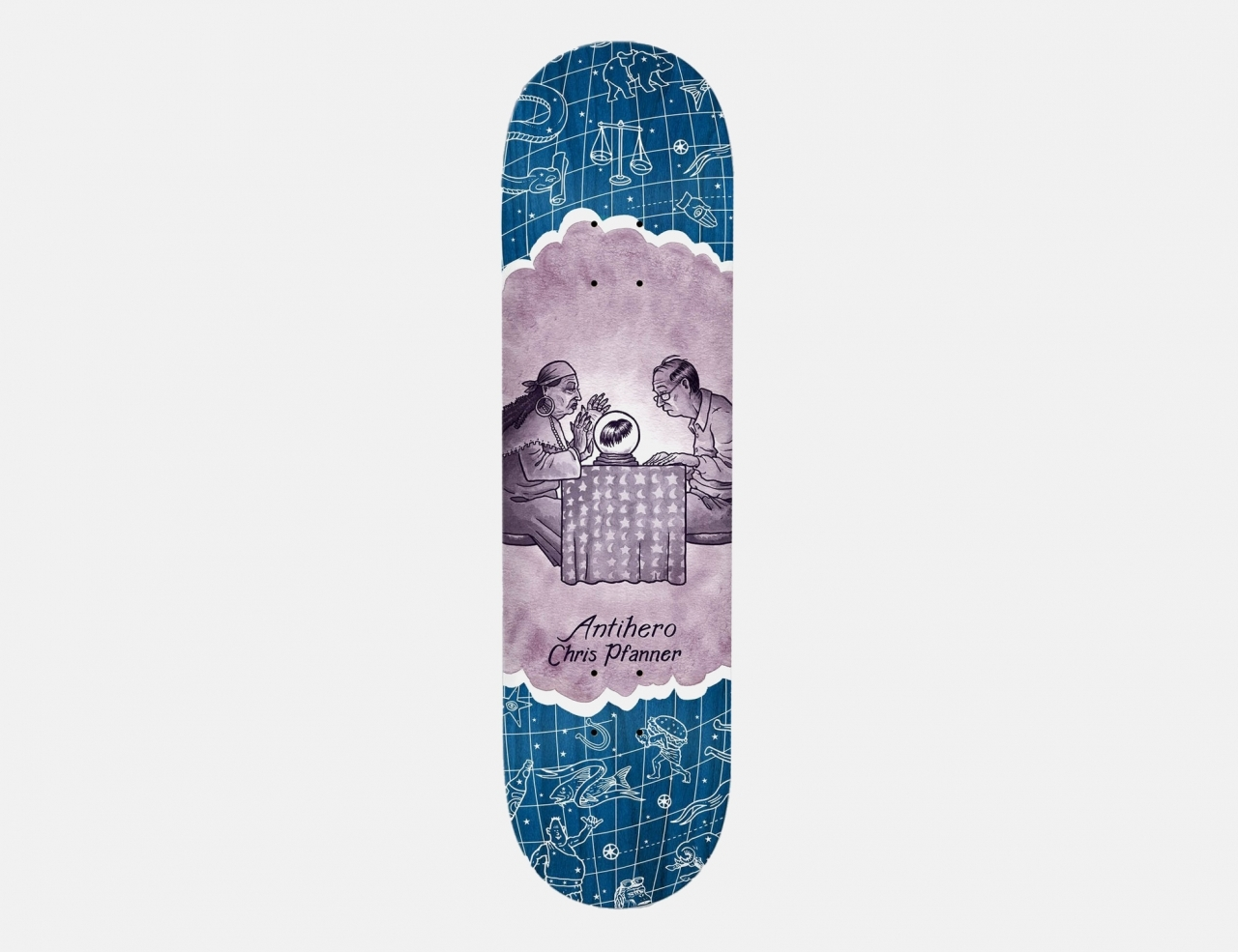Anti Hero Pfanner Its A Sign 8.06 Deck