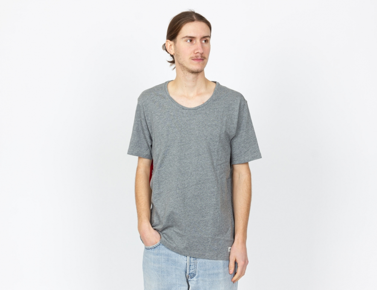 Element Open Neck Crew T-Shirt