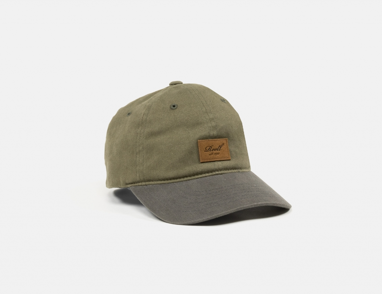 Reell Jeans Tone Dad Cap - Olive