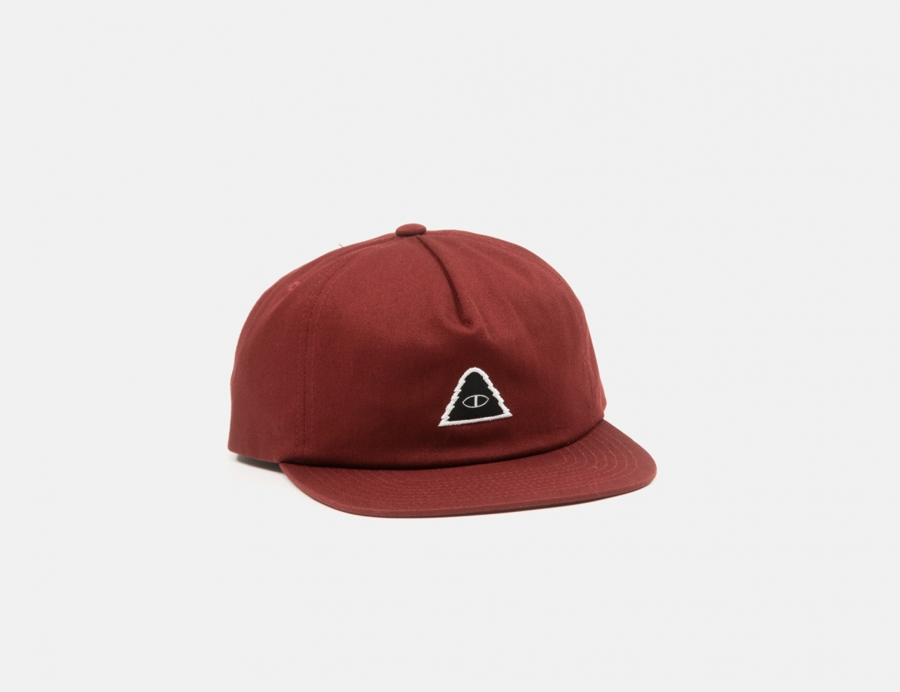 Poler Stuff Cyclops Patch Cap - Maroon