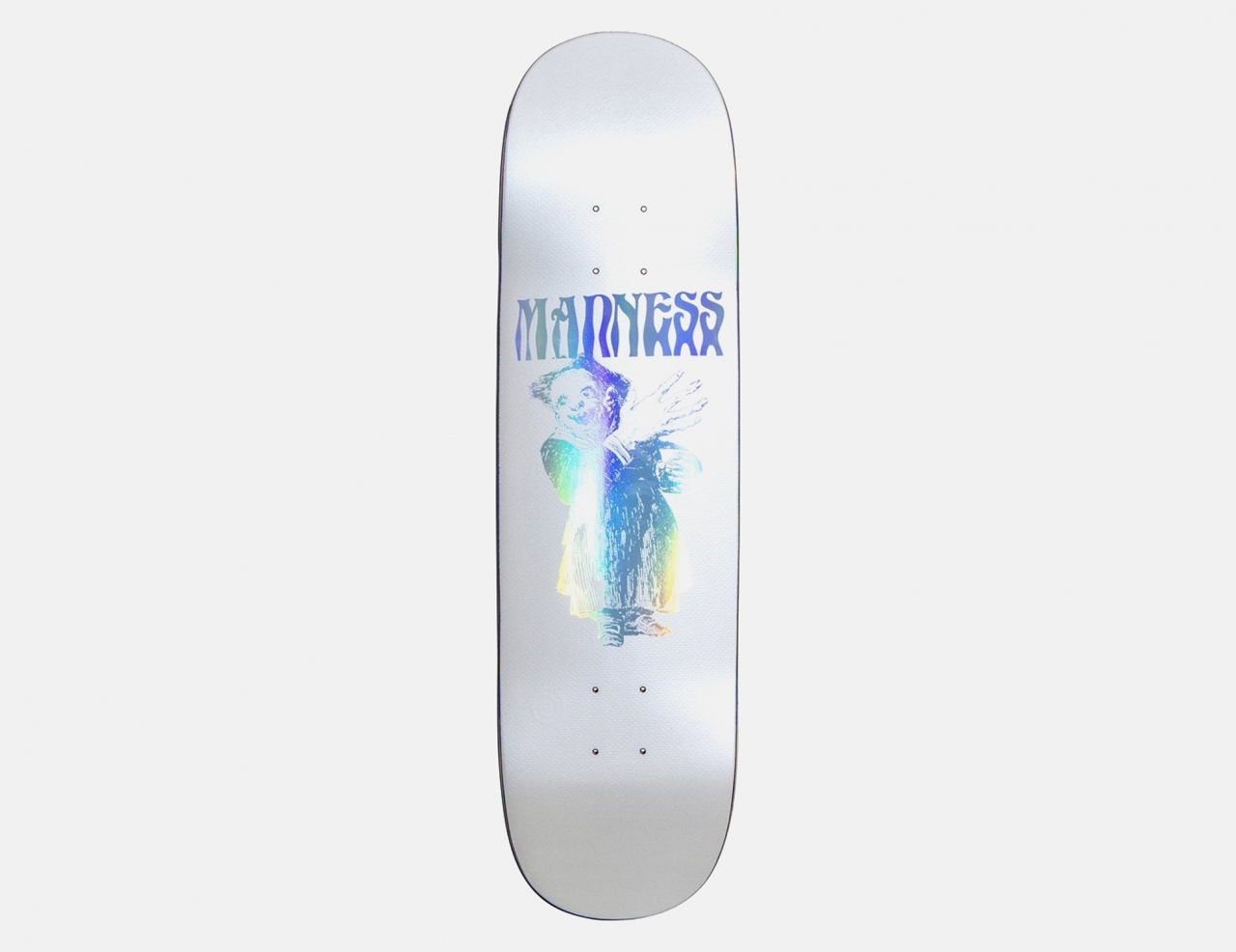 Madness Back Hand Holographic 8.375 Deck