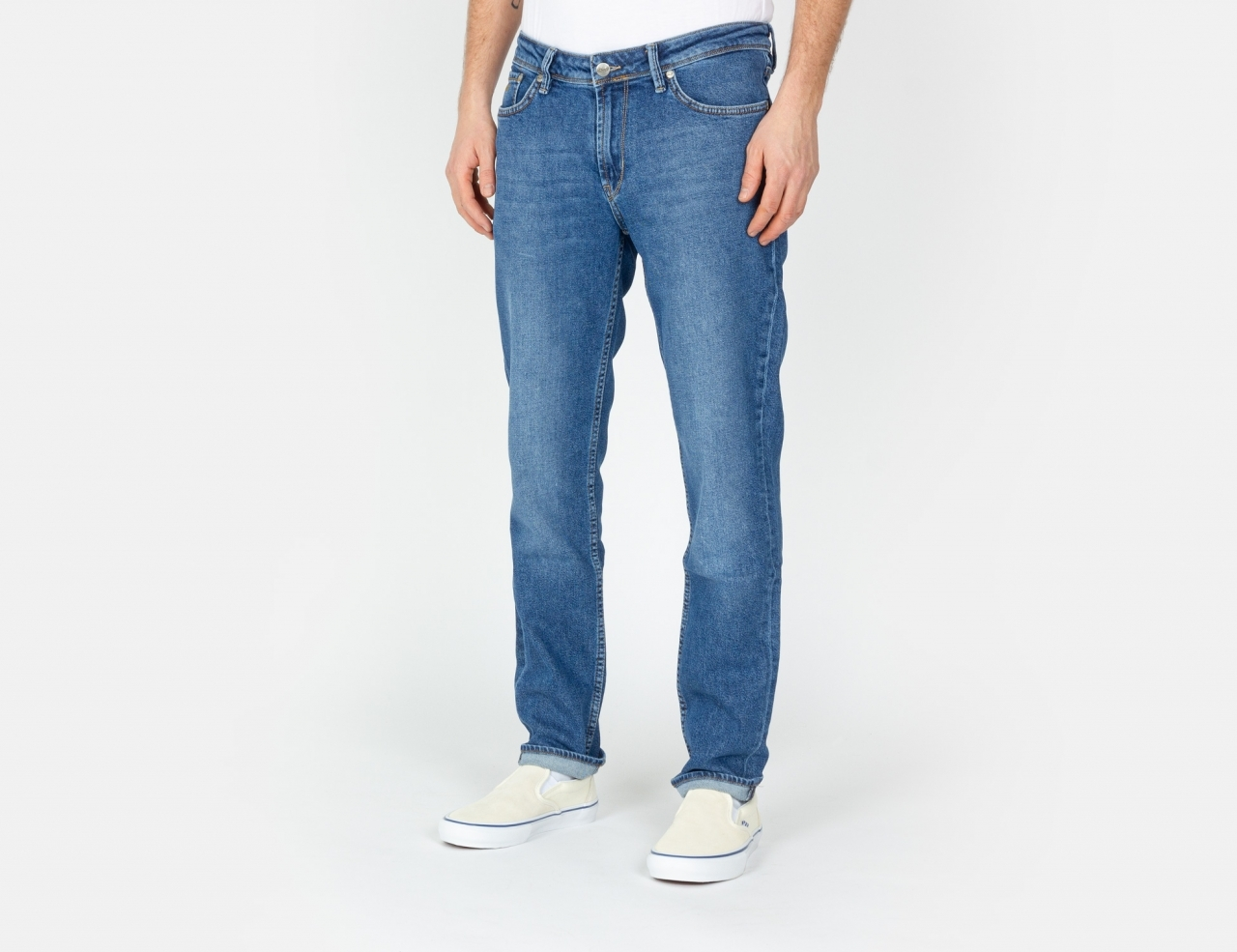 Reell Jeans Spider Jeans - Light Stone