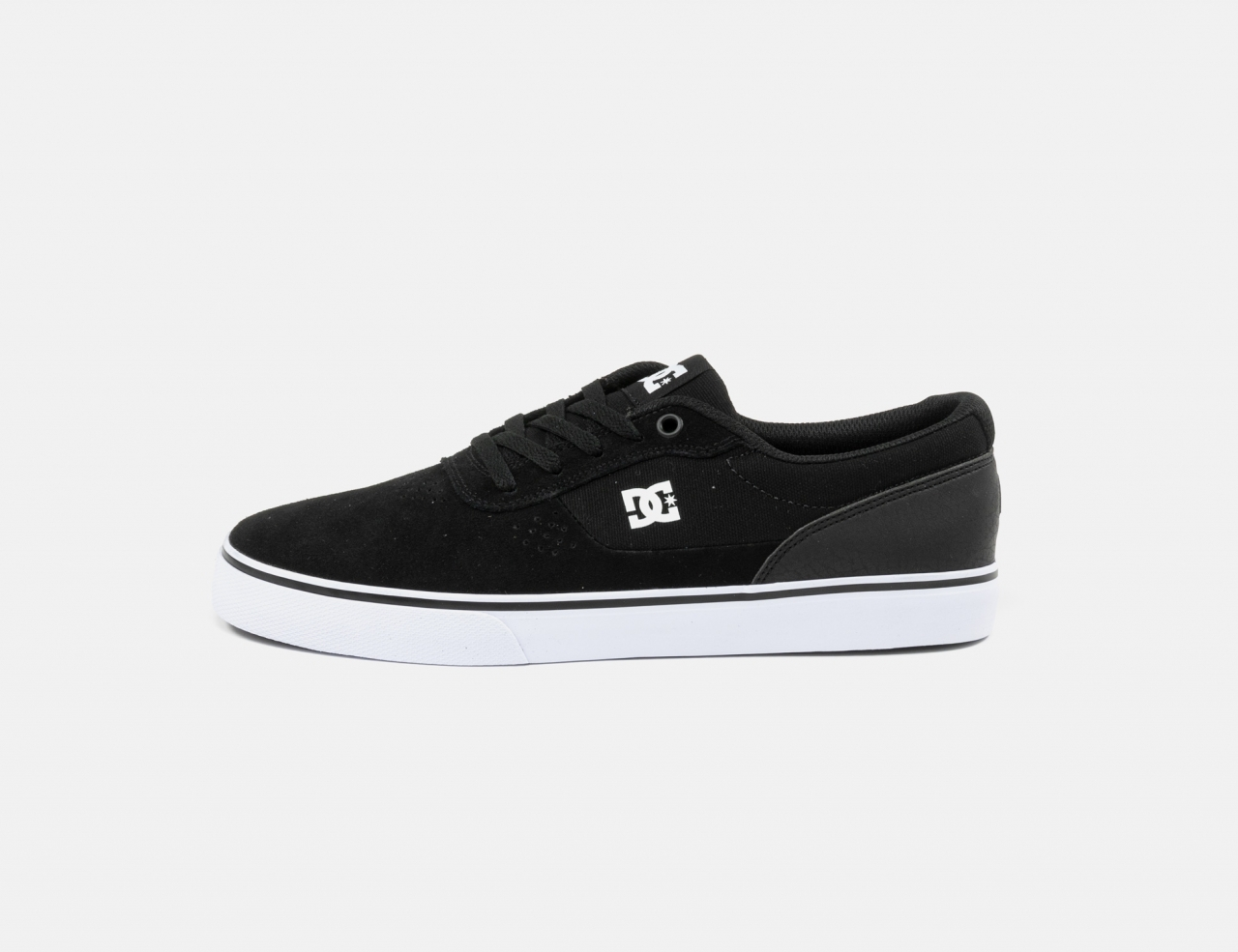 DC Shoes Switch S Sneaker - Black / White