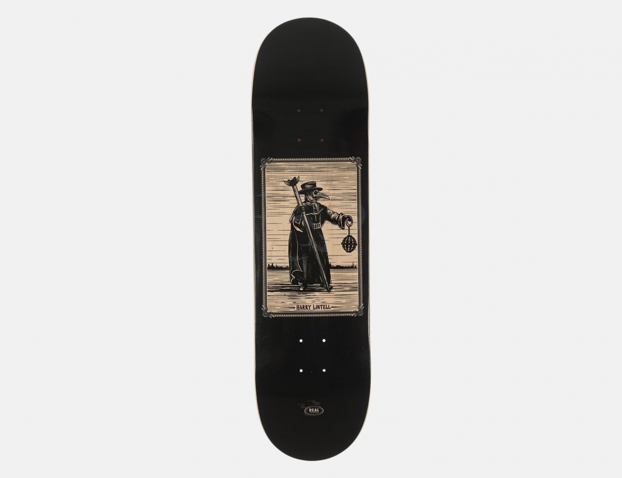 Real New Pro One Off 8.5 Deck