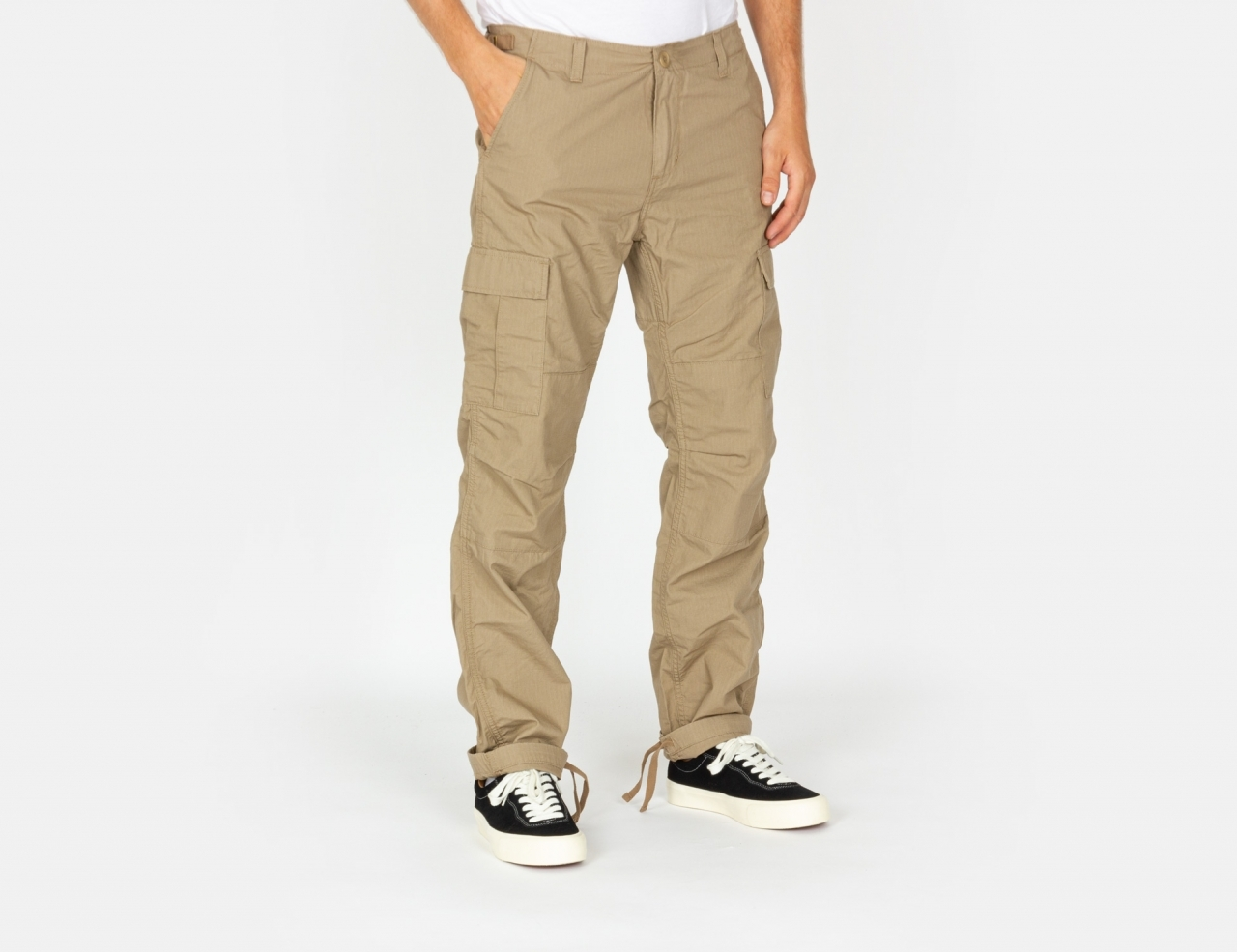 Carhartt WIP Aviation Cargo Pant - Leather