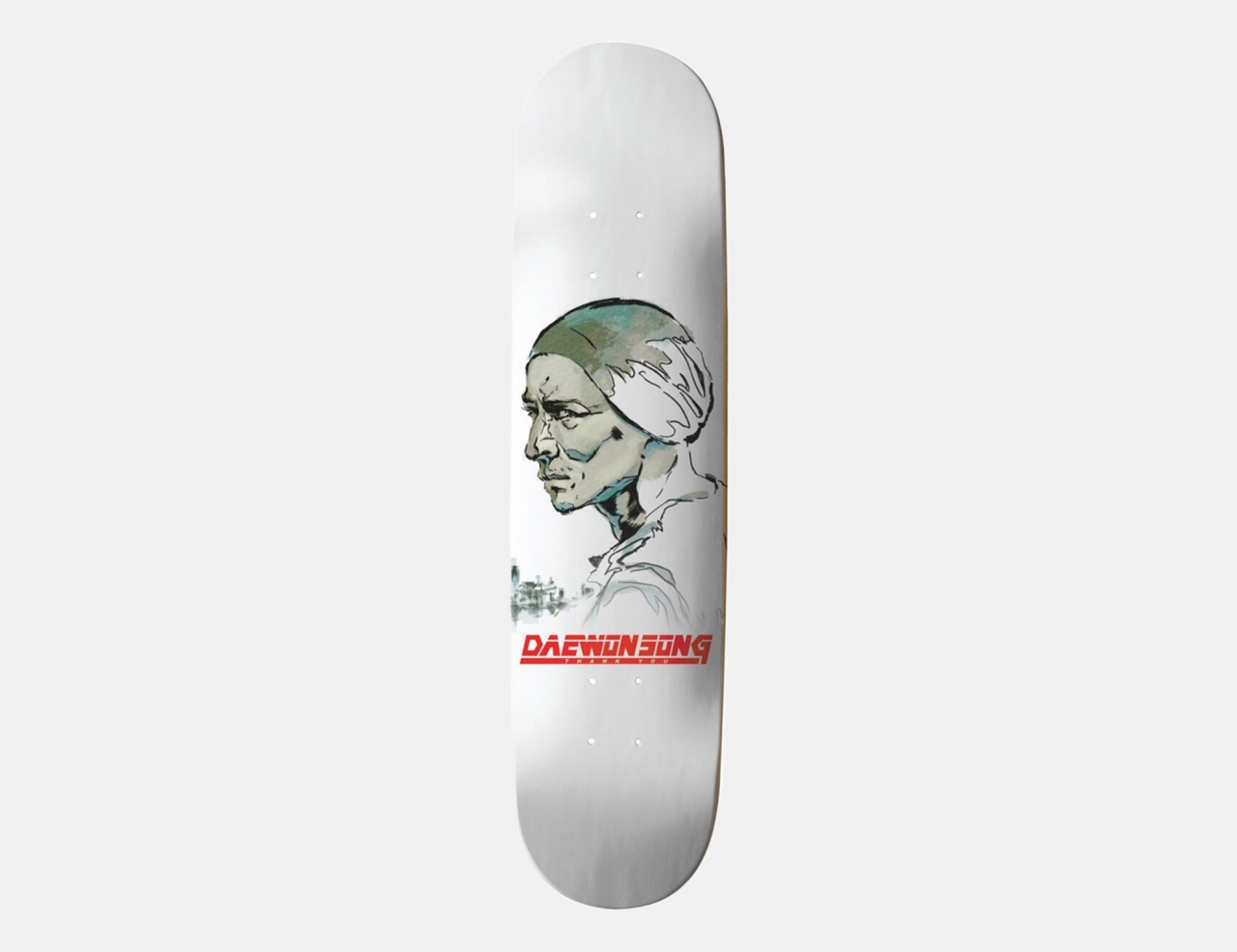 Thank You Song Solid 8.0 Deck