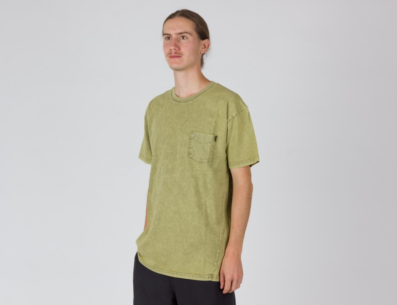 Etnies Colorado T-Shirt-Military
