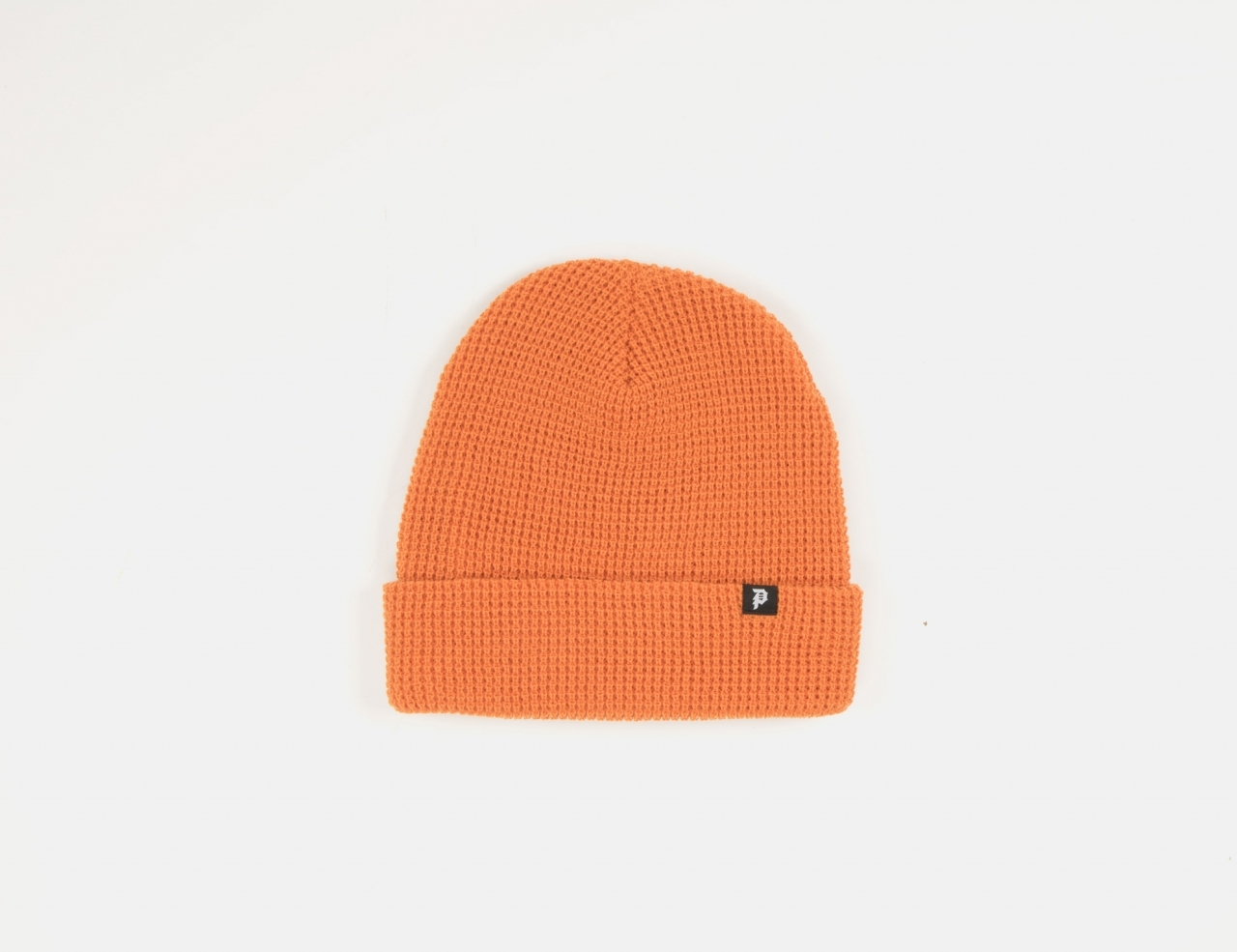 Primitive Dirty P Waffle Two-Fer Beanie - Sunset