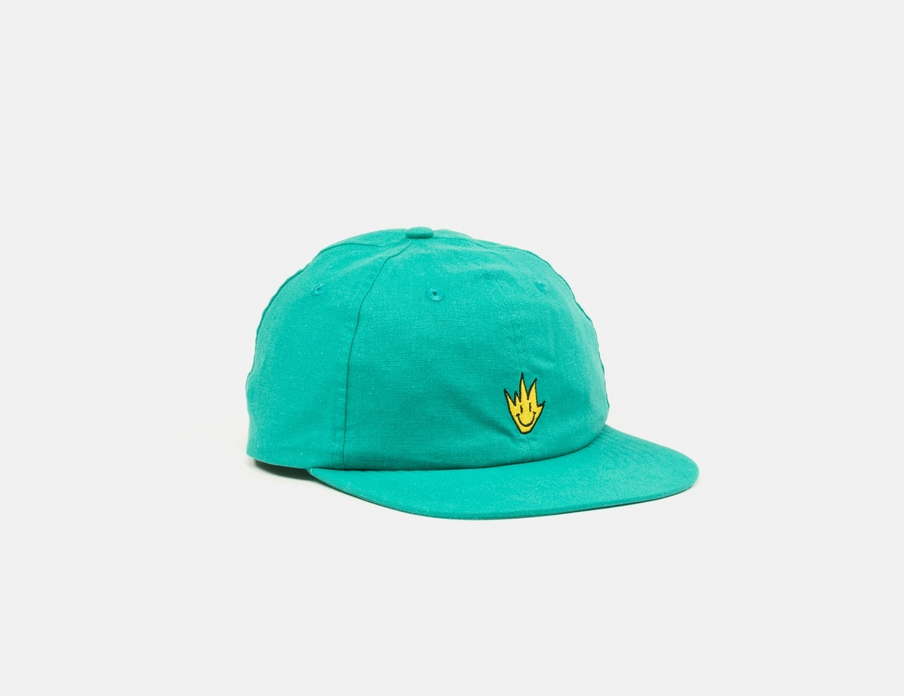 Afends Tito Flame Snapback Cap - Mully