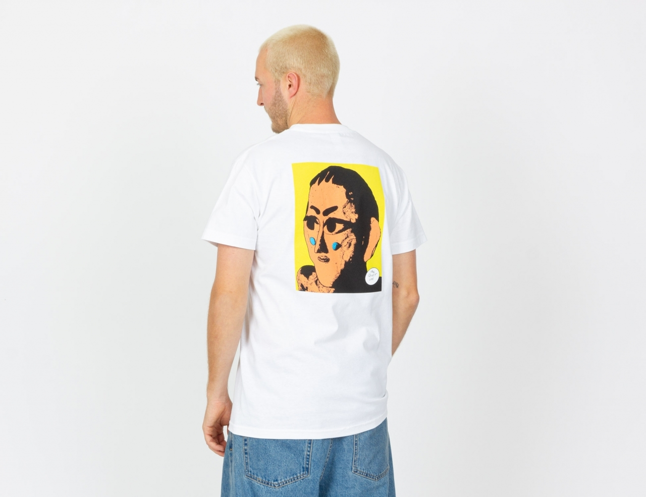 The Quiet Life Marcus Shirt - White