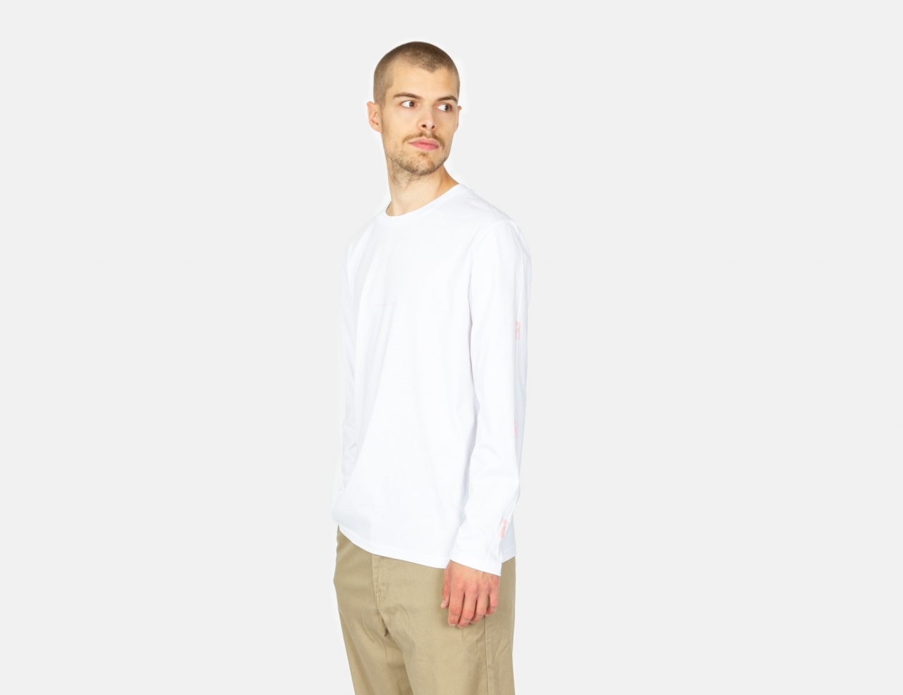 Poetic Collective Longsleeve - White