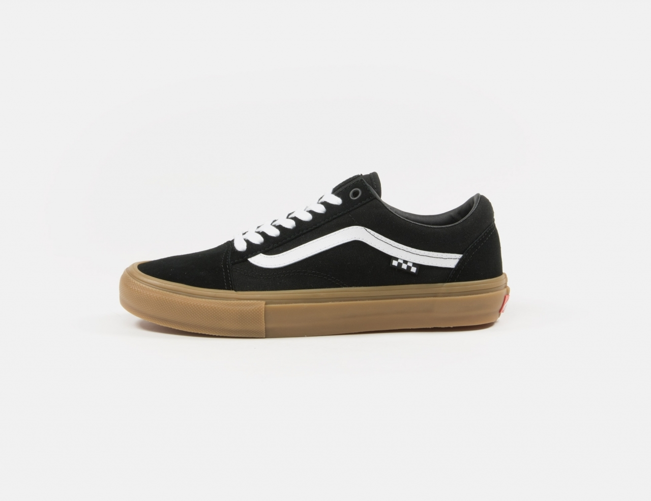 VANS Skate Old Skool Sneaker - Black / Gum