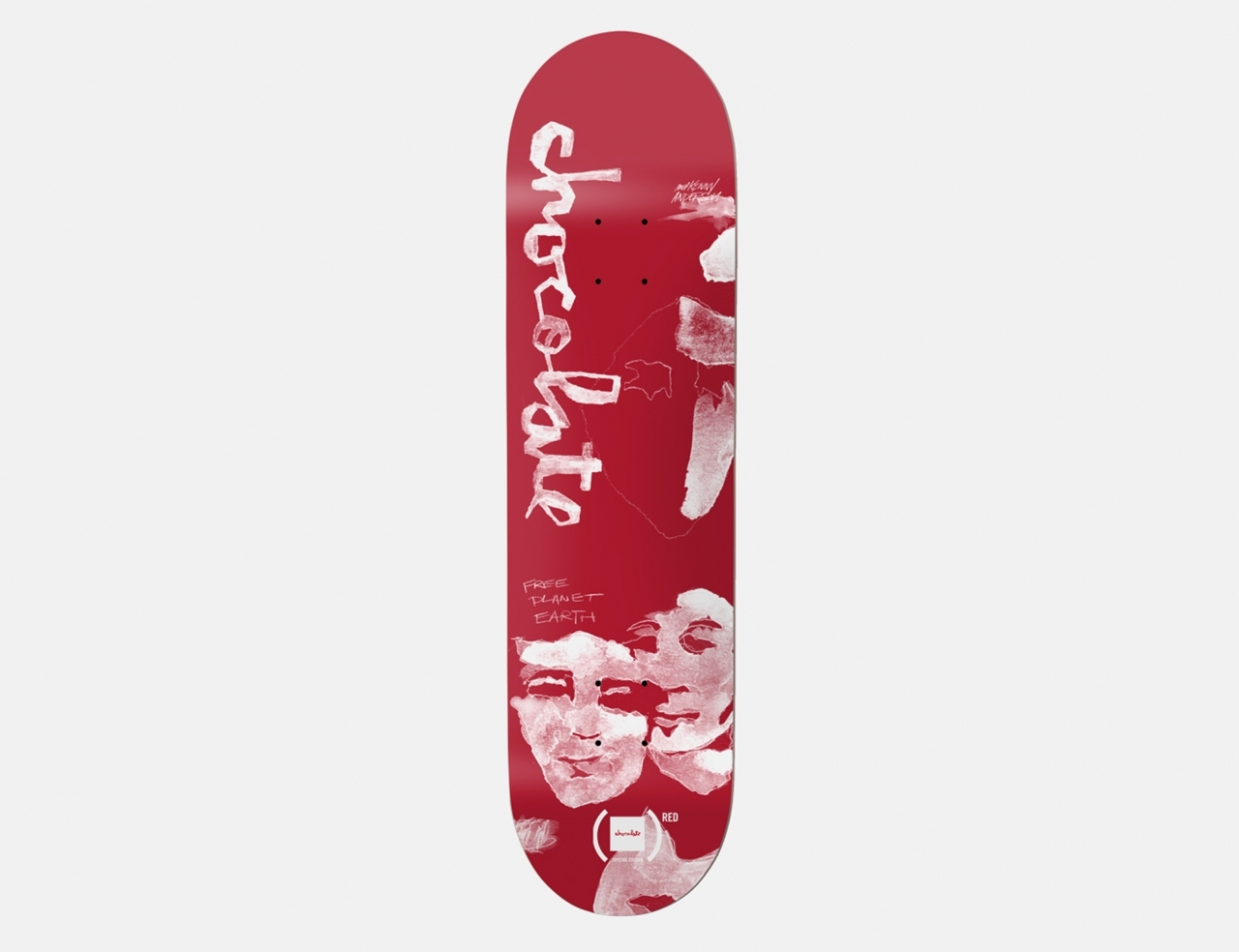 Chocolate Anderson Product V2 8.5 Deck