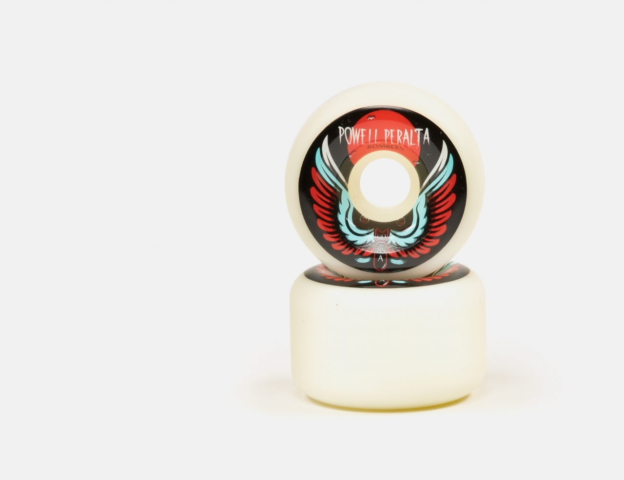 Powell Peralta Bombers 3 60mm 85A Wheels