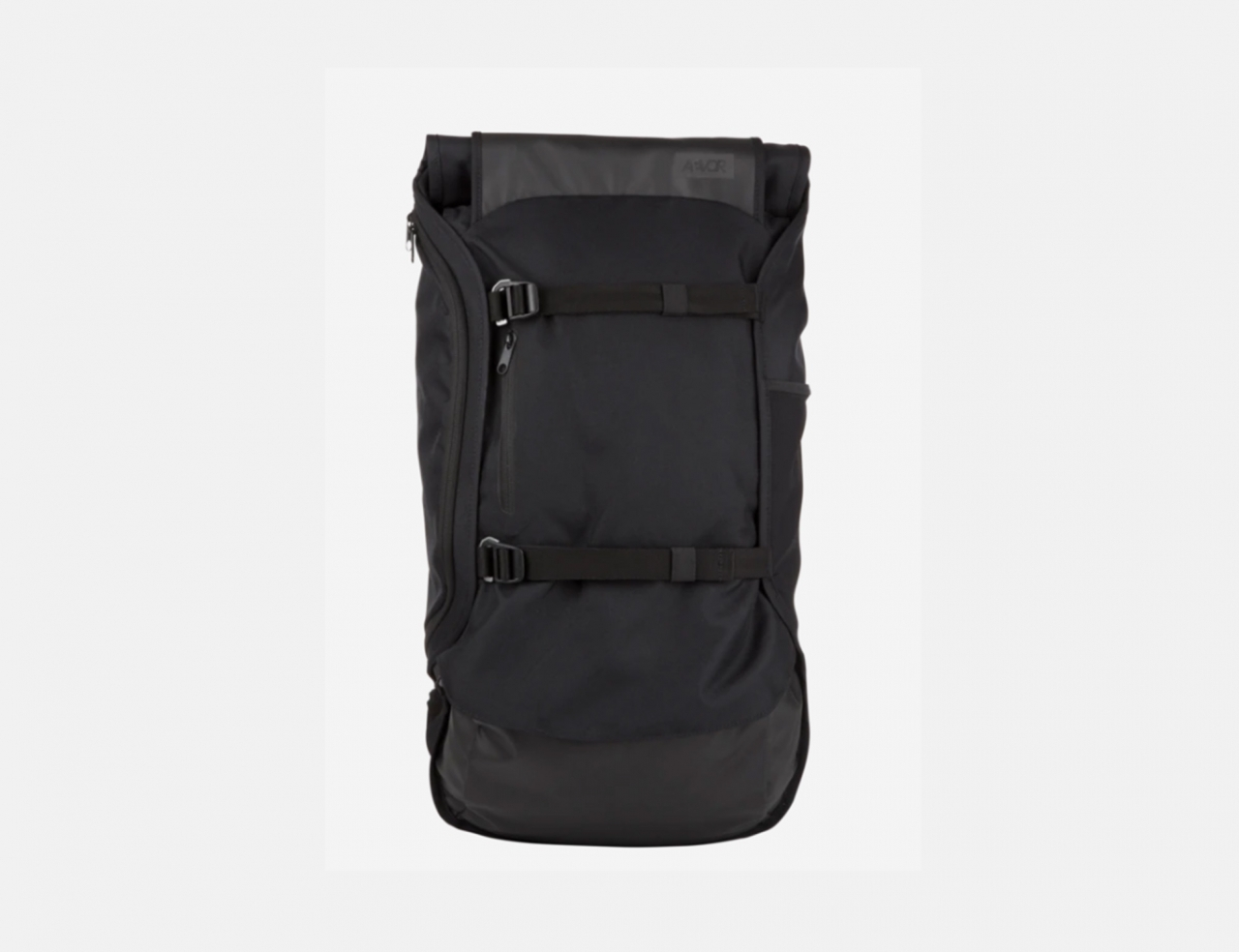 Aevor Travel Pack Backpack - Black Eclipse