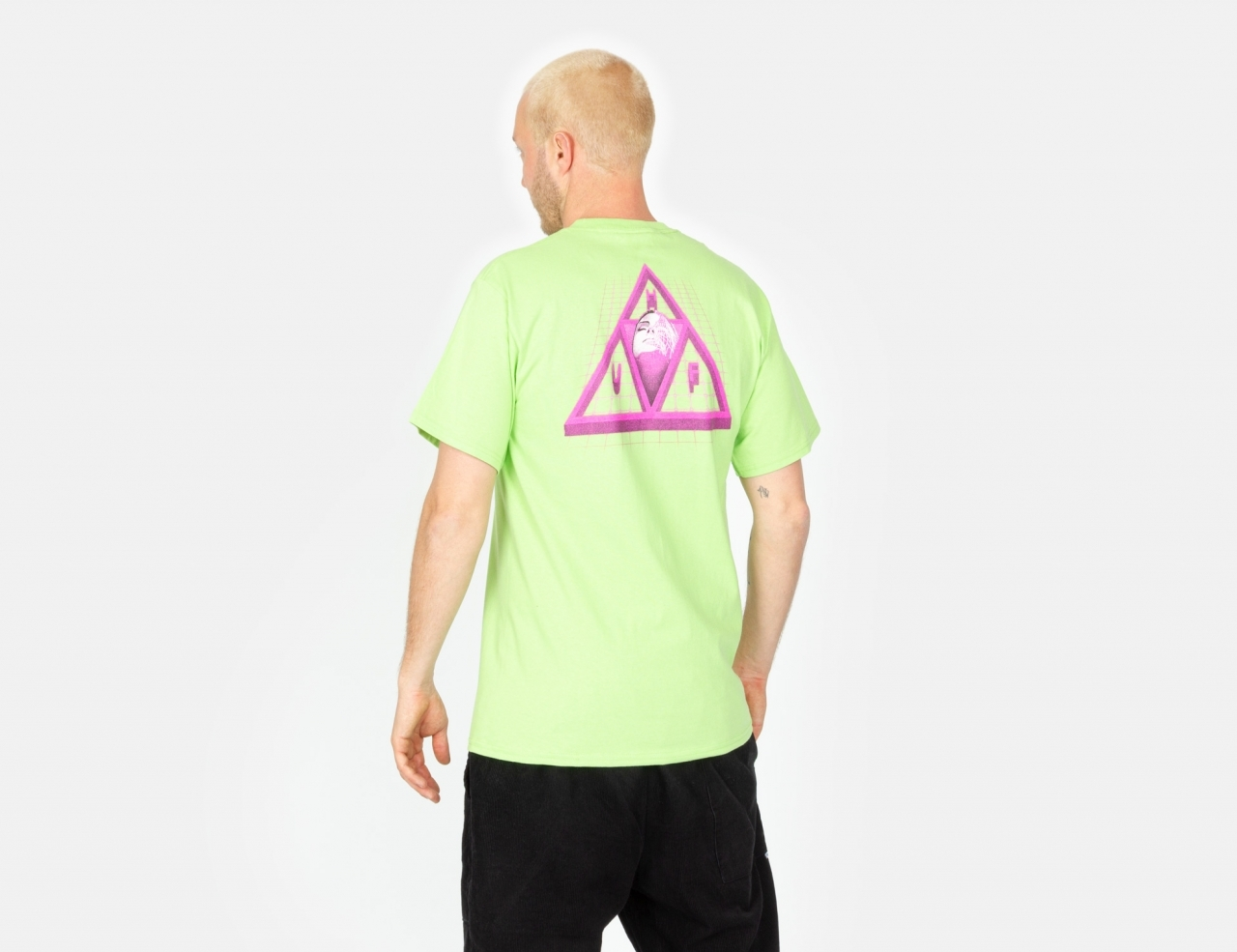 HUF Digital Dream TT T-Shirt - lime