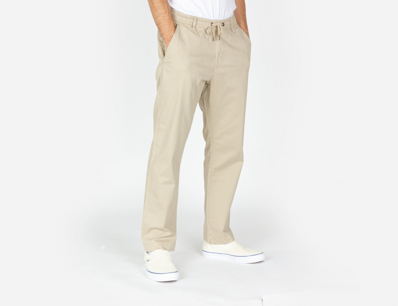 Reell Jeans Reflex Loose Chino Pant - Light Beige