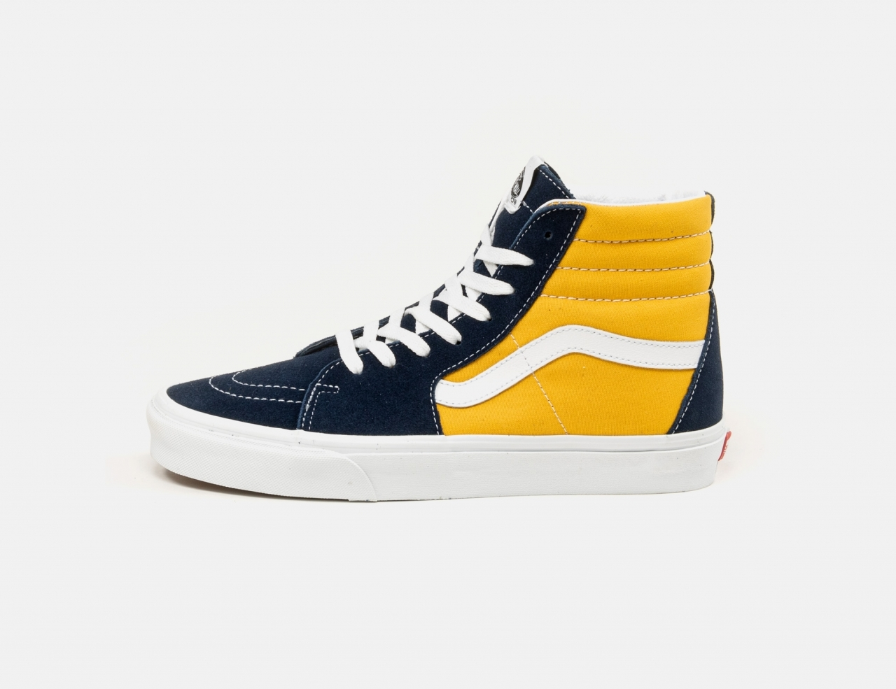 VANS Sk8-Hi Sneaker - (Classicsport) Dress Blues / Saffron