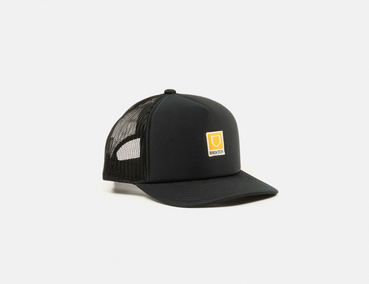 Brixton Beta MP Mesh Cap - Black