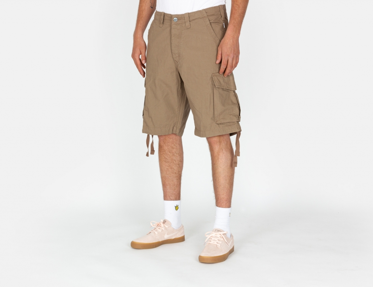 Reell Jeans New Cargo Shorts - Taupe