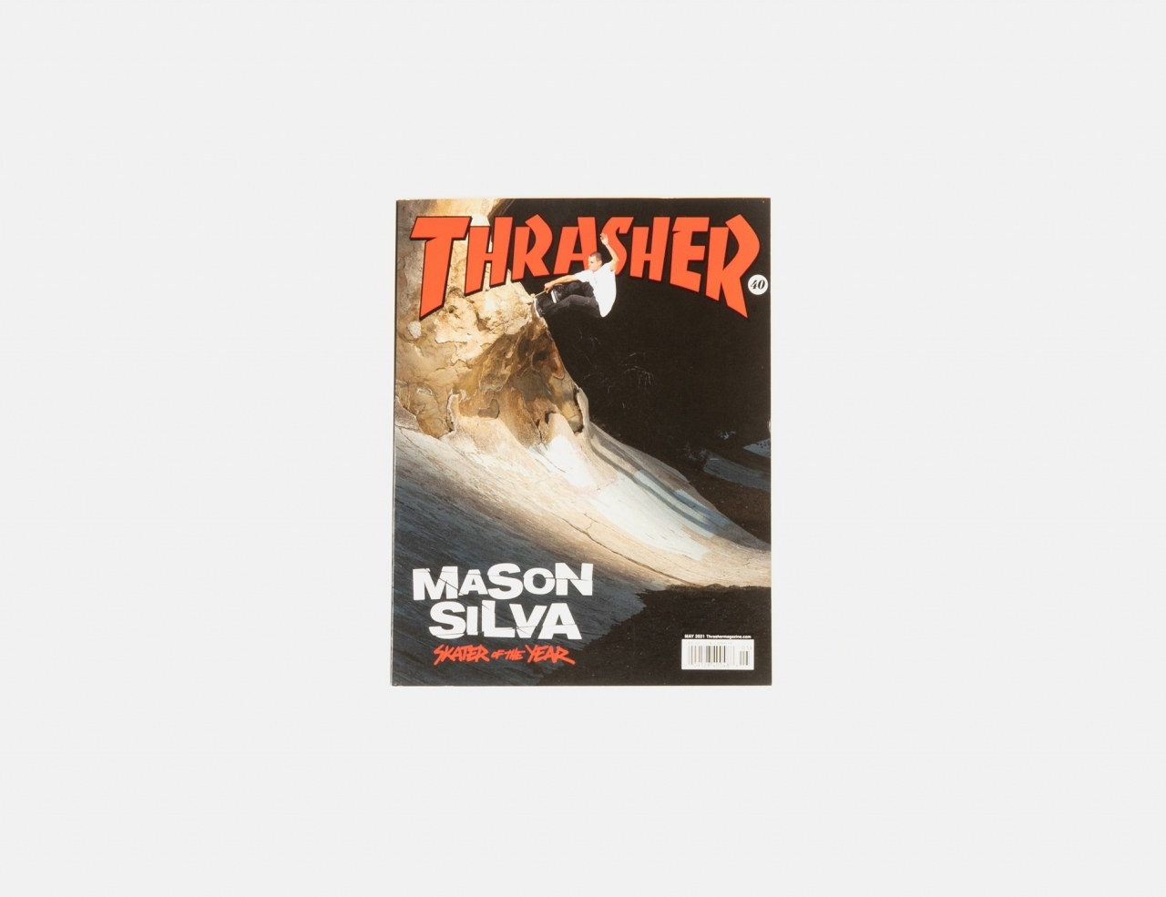 Thrasher Issues 2021 - May