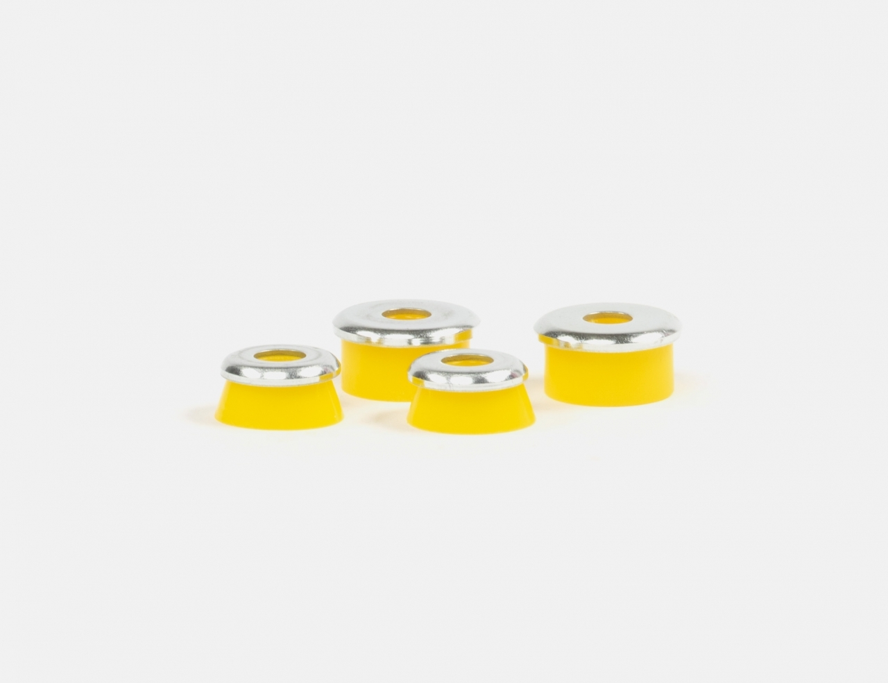 Independent Standard Cylinder Cushions Super Hard 96A Bushings - Yellow