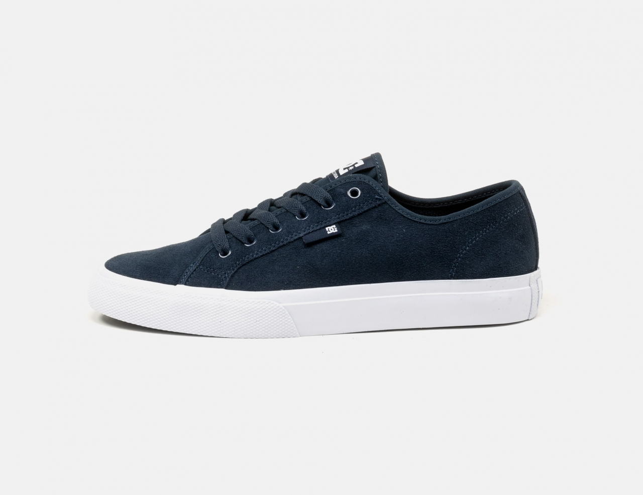 DC Shoes Manual S Sneaker - Navy / White