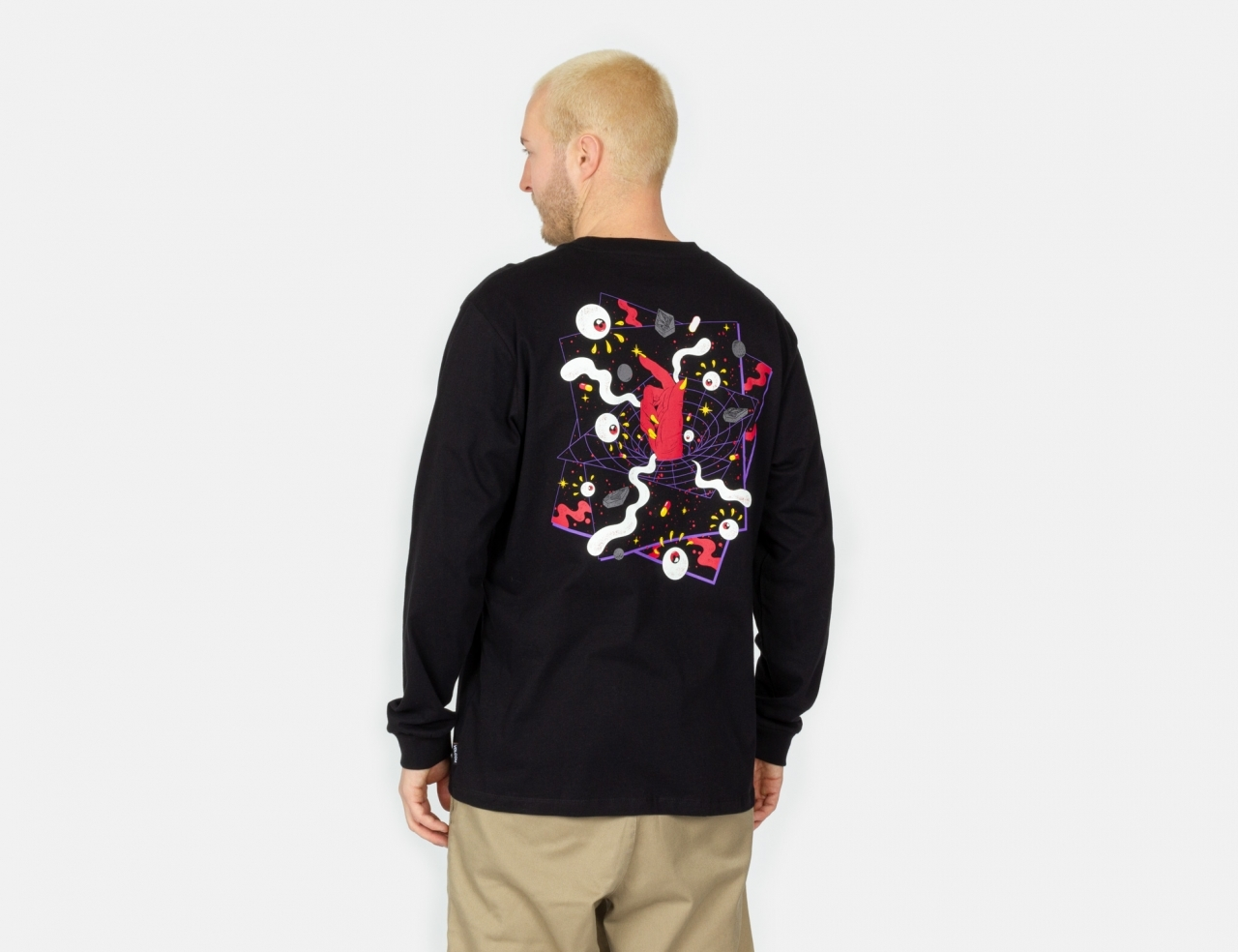 Volcom Freak City FA Longsleeve - Black
