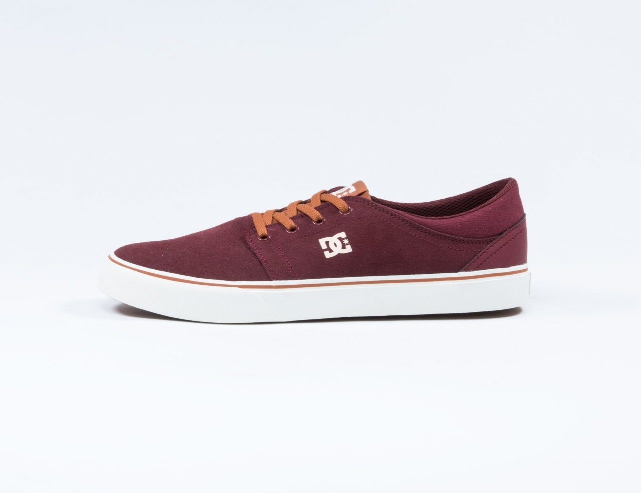 DC Shoes Trase SD Sneaker - Burgundy