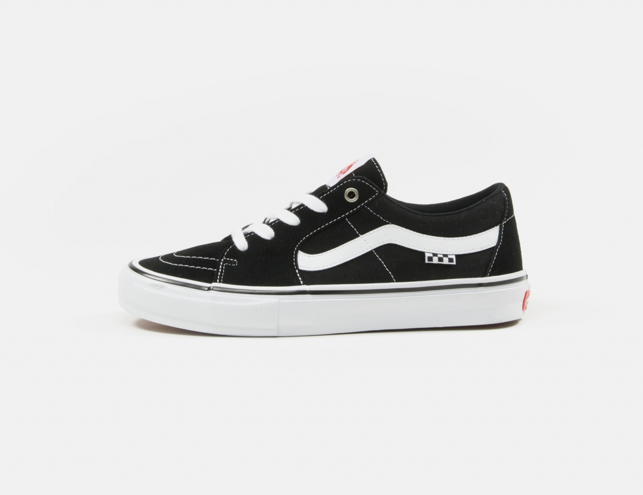 VANS Skate Sk8-Low Sneaker - Black / White