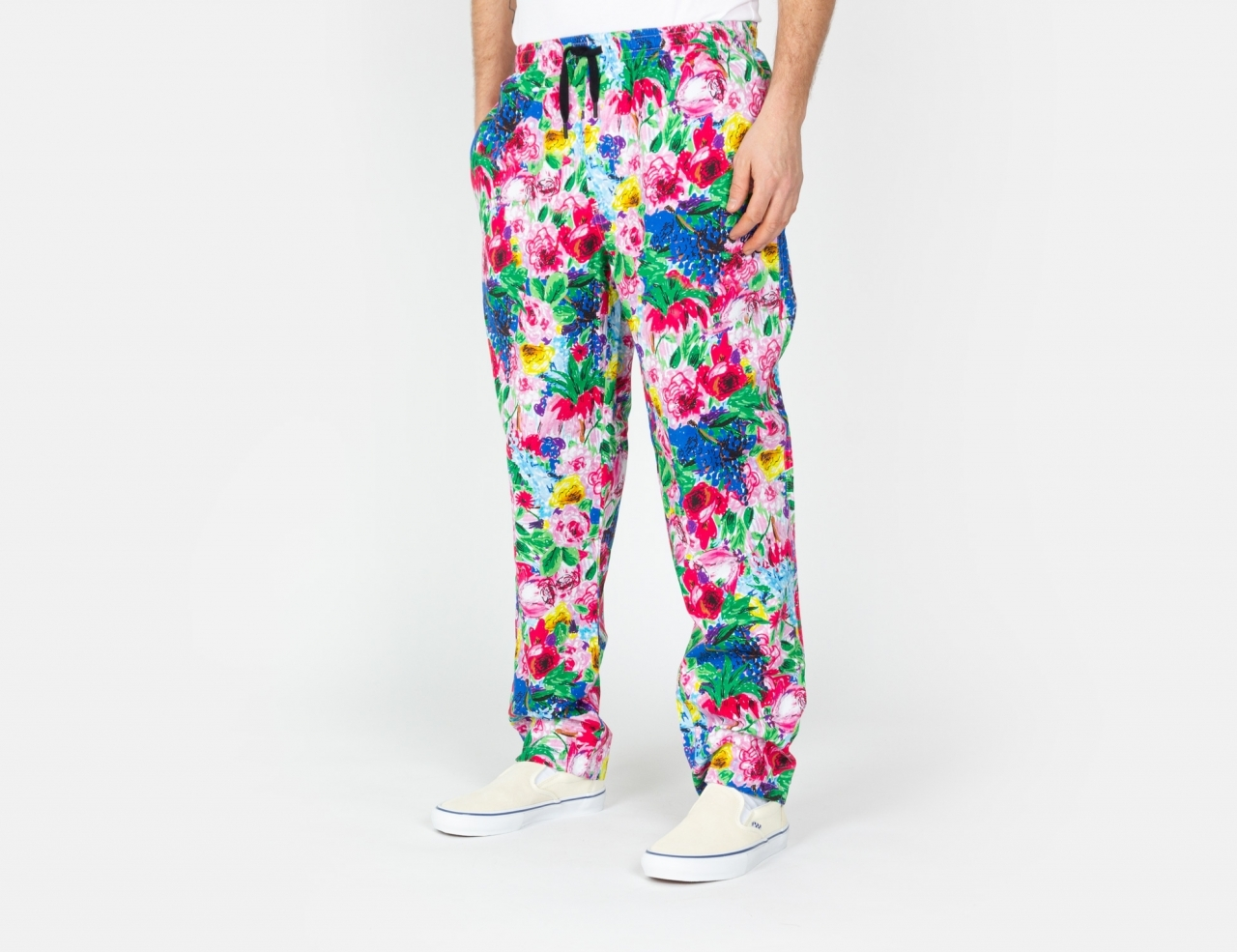 The Quiet Life Take A Break Beach Chino Pant - Floral