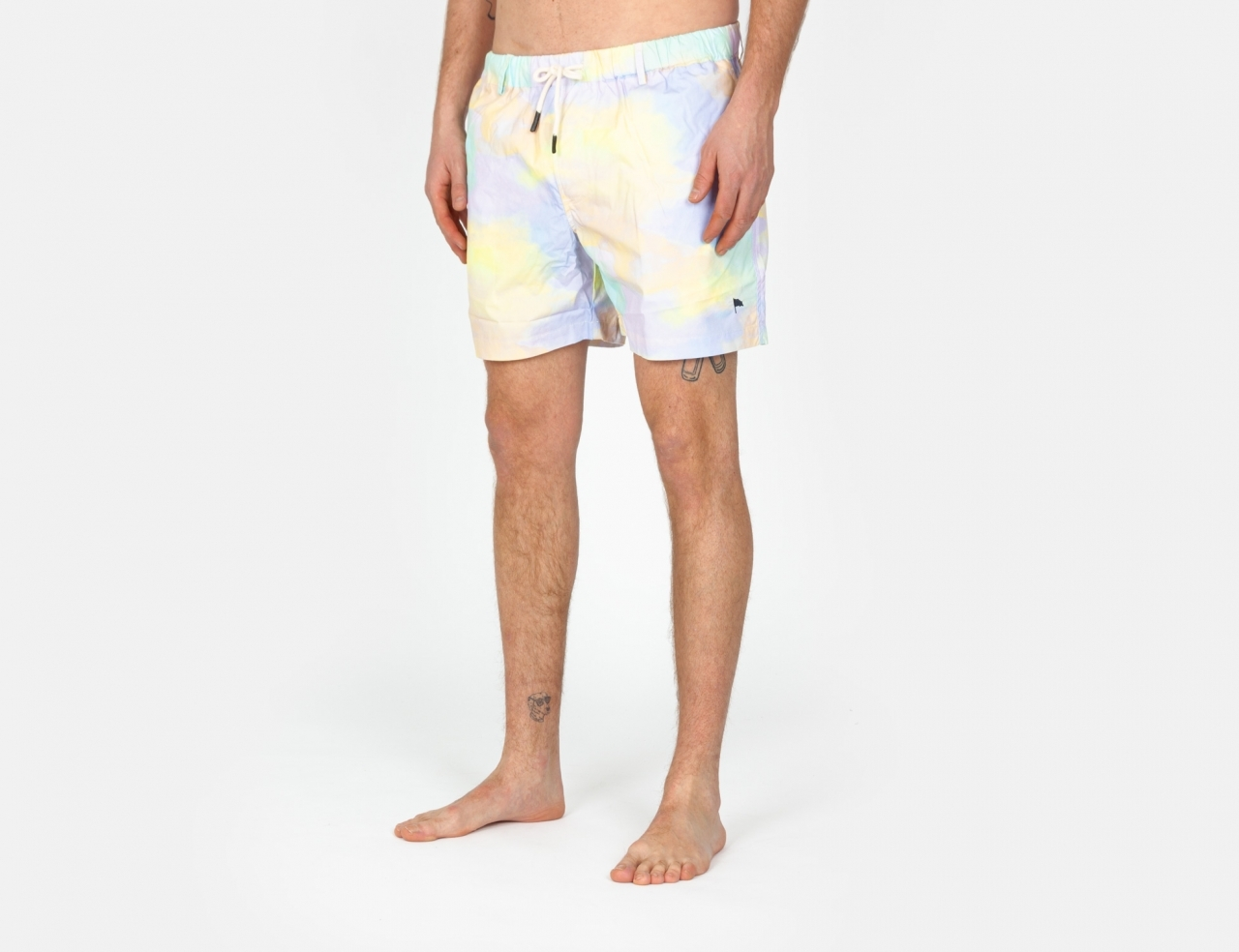 Wemoto Cats Shorts - Multicolor