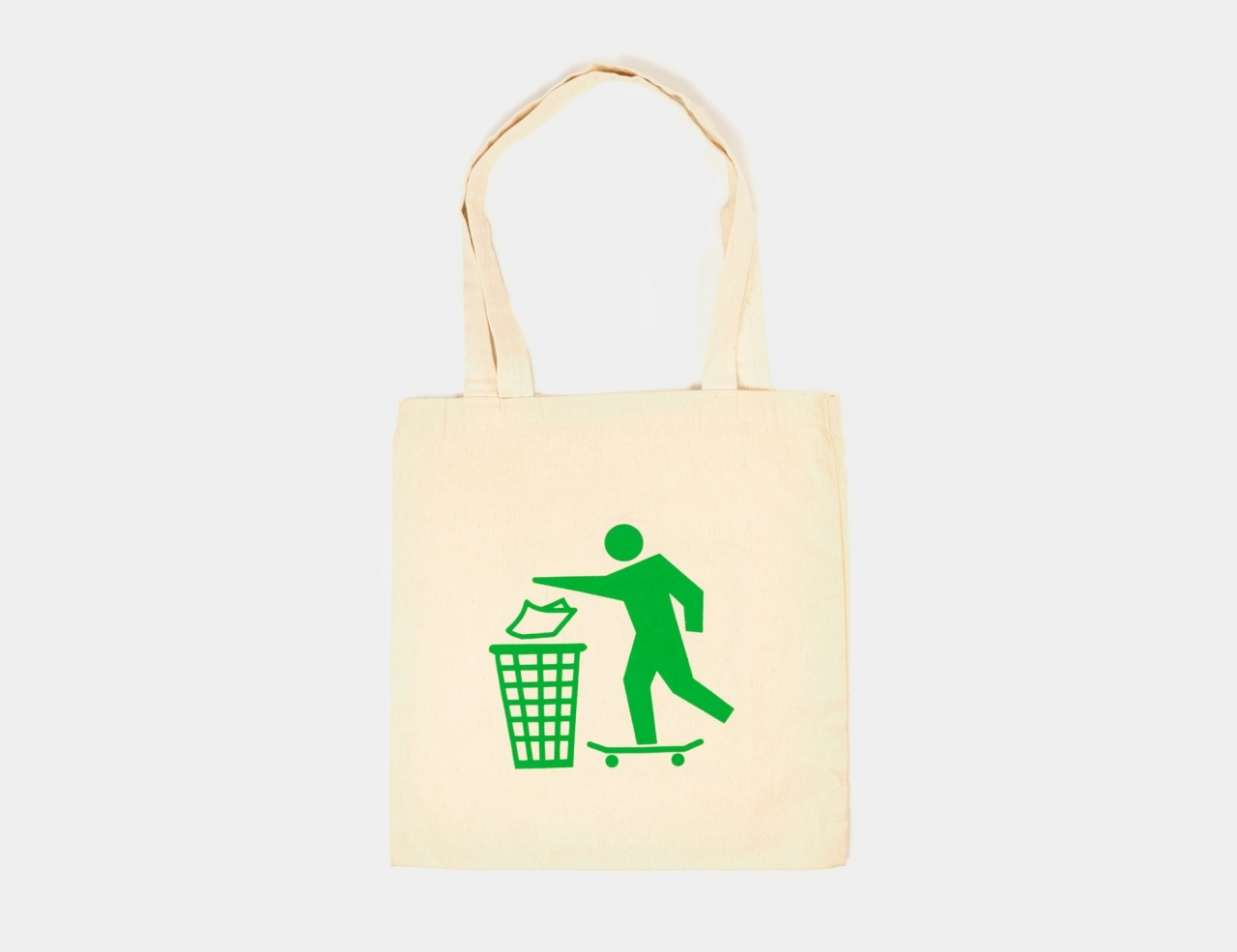 Chocolate Don´t Trash Tote Tasche