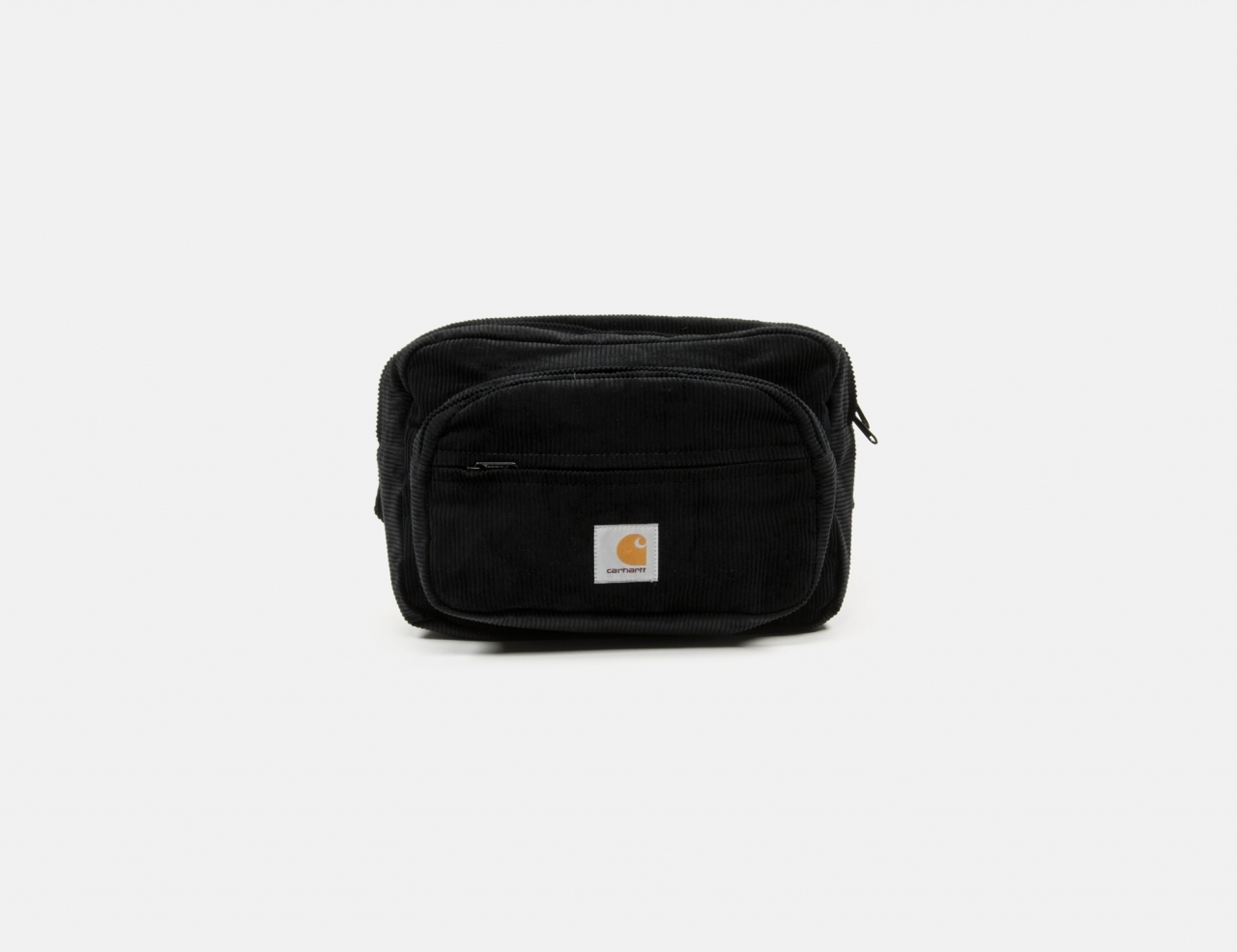 Carhartt WIP Cord Hip Bag - Black