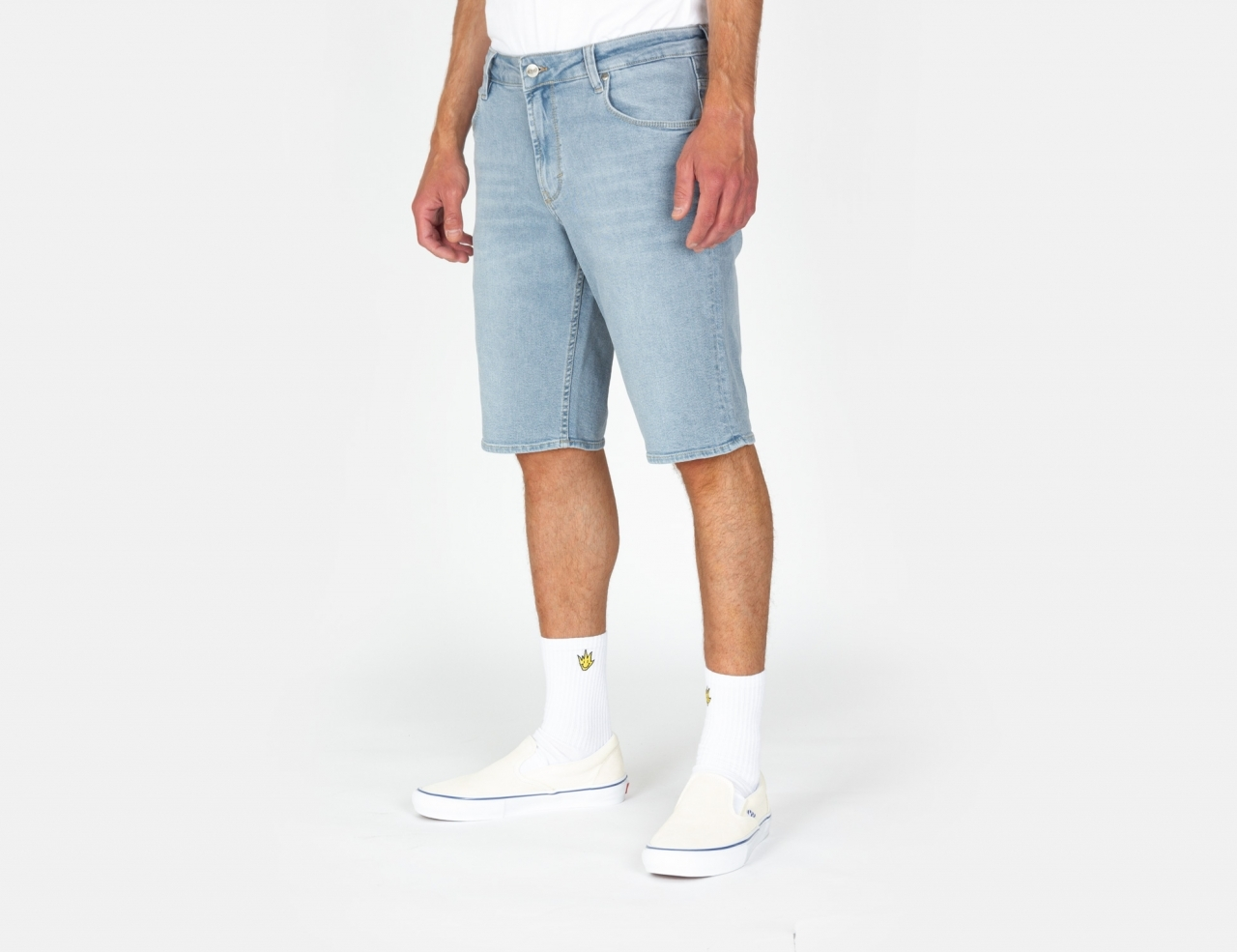 Reell Jeans Rafter Short 2 - Smoke Stone