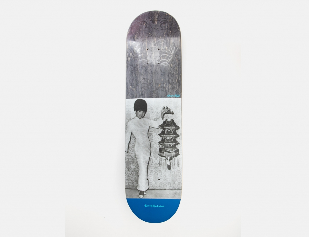 Chocolate Anderson Mother 8.125 Deck