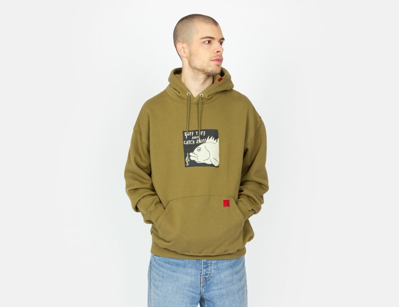 Volcom Loose Trucks P/O Hoodie - Old Mill