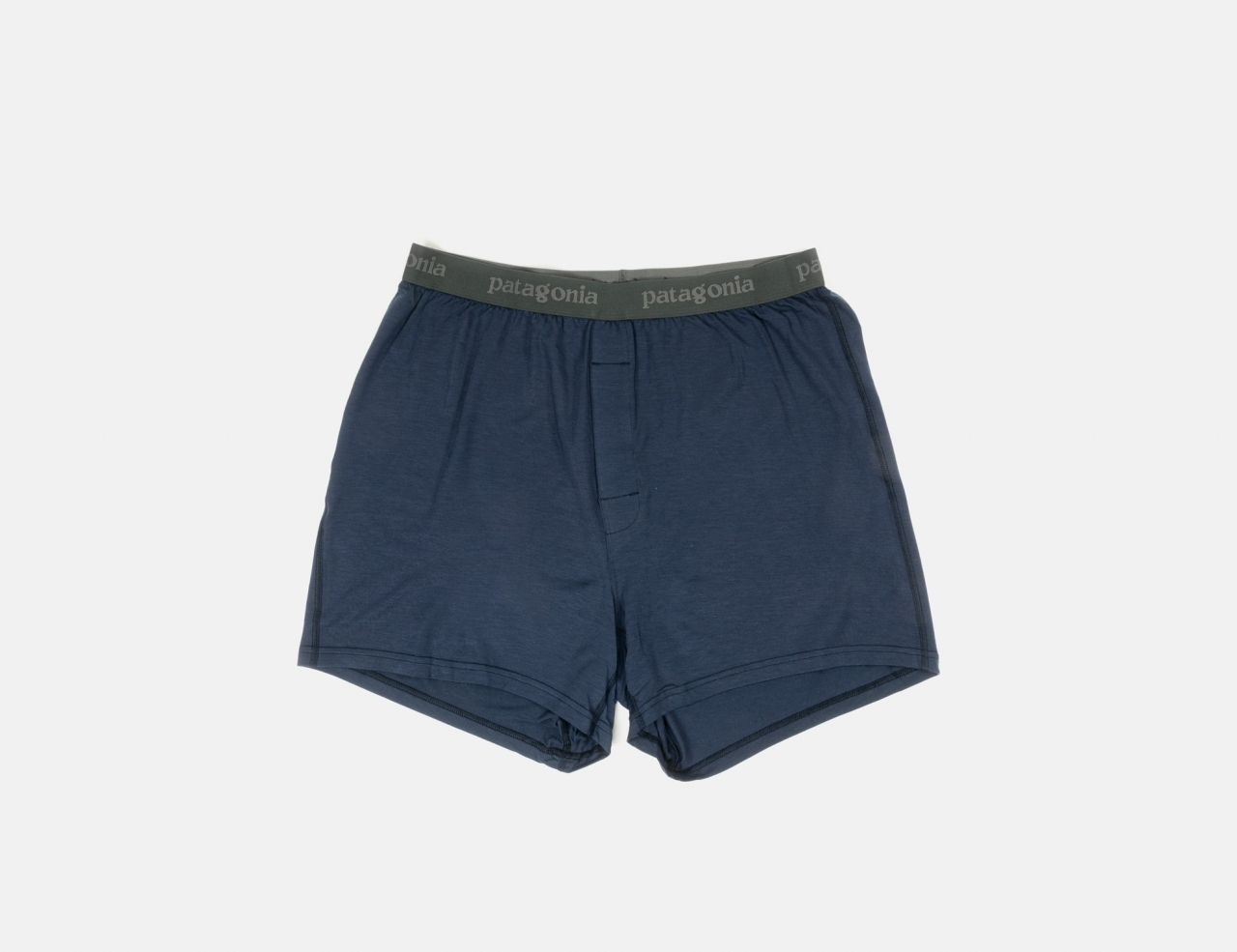 Patagonia Essential Boxer Shorts - New Navy