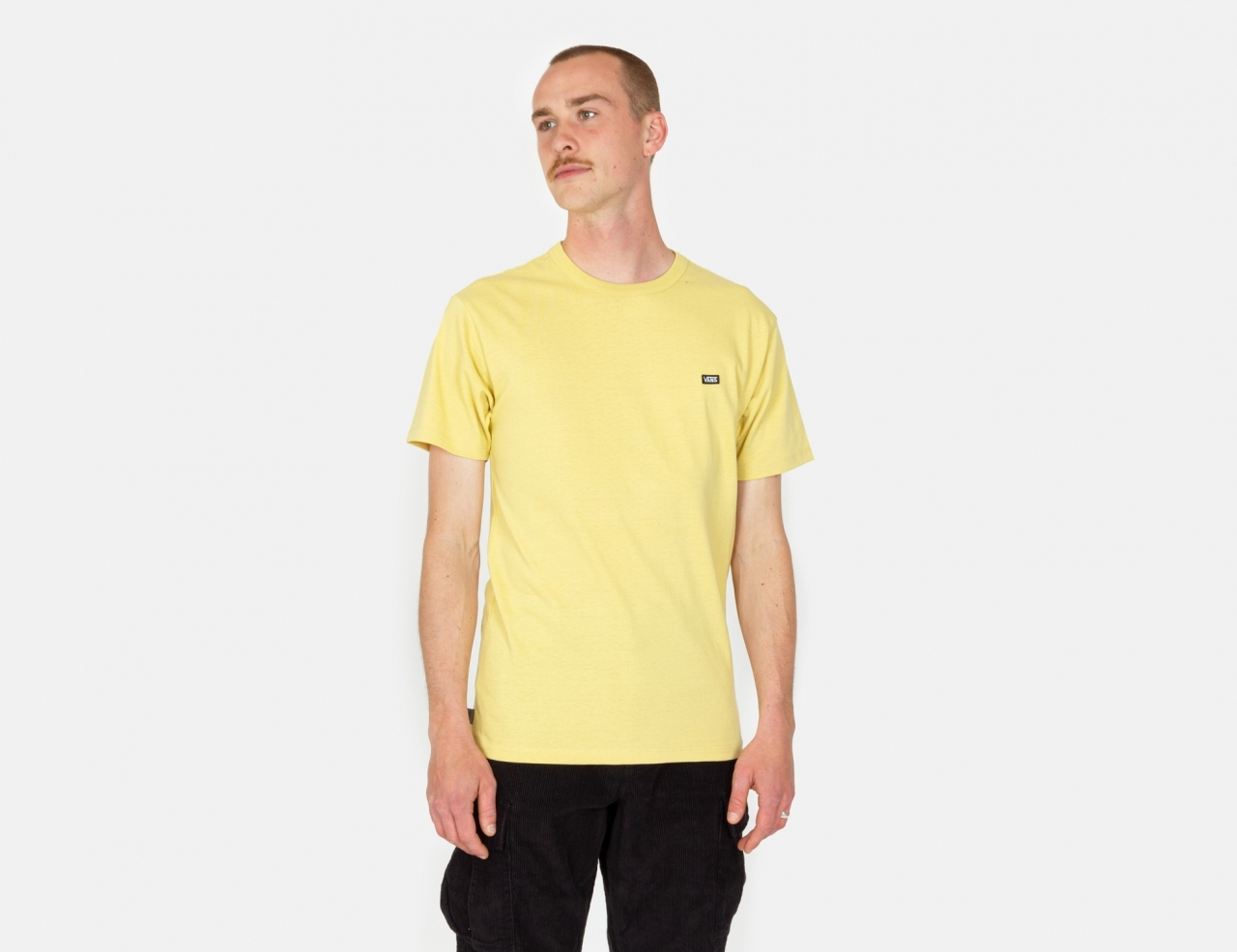 VANS Off The Wall Classic T-Shirt - Dried Moss