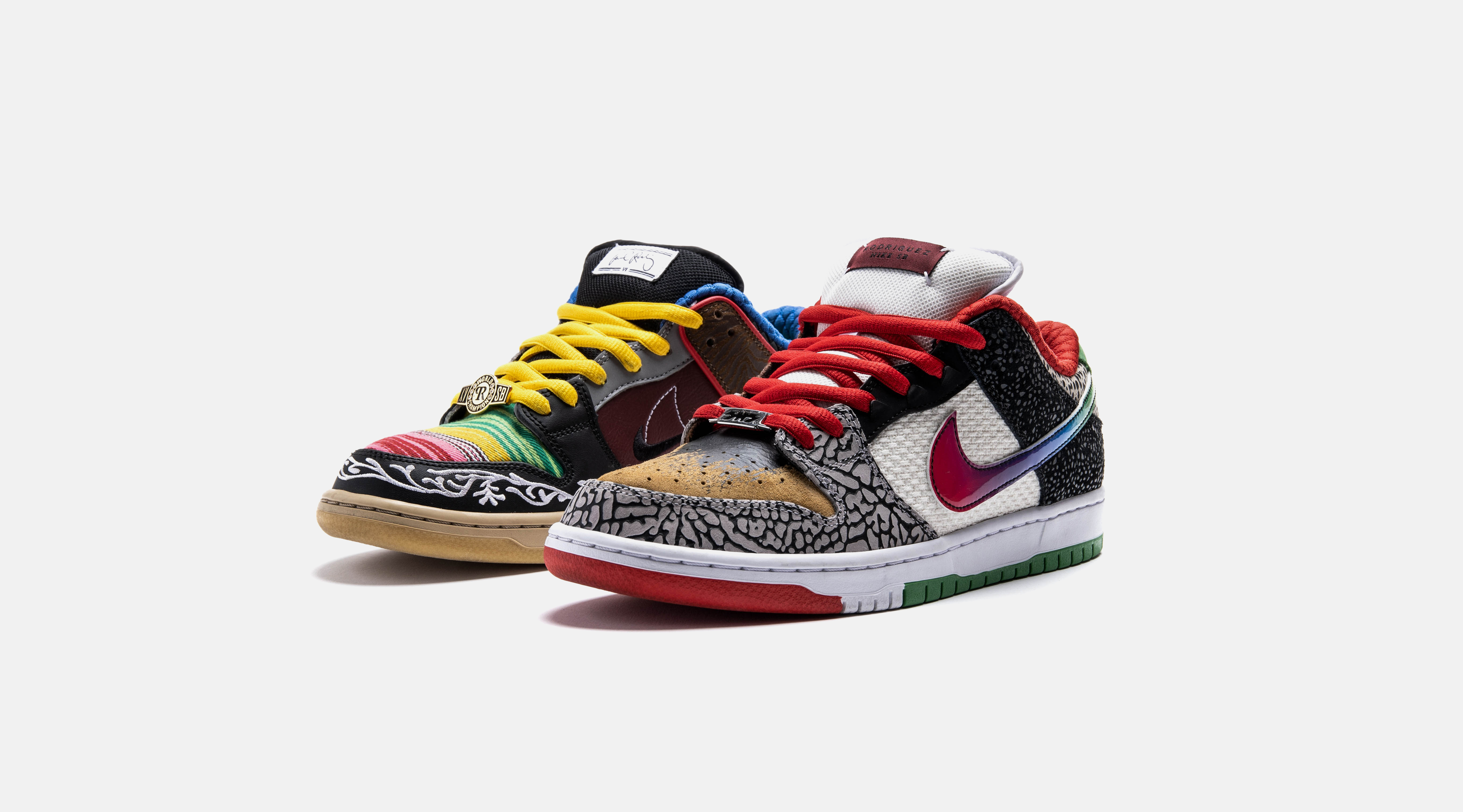 """Nike SB Dunk Low """"What The Paul"""" Release Info"""