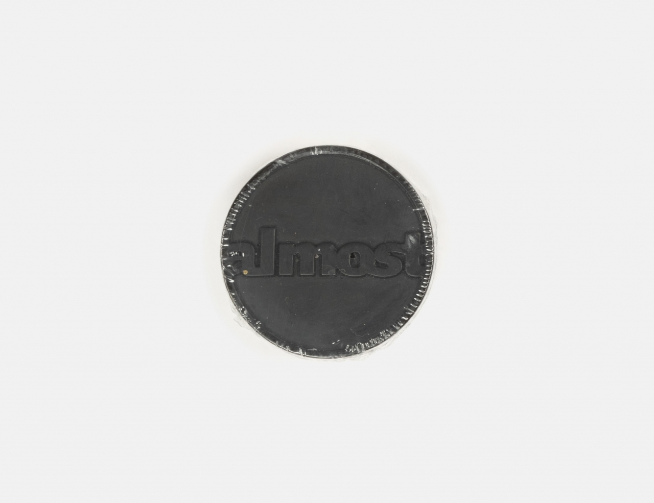 Almost Puck Wax - Black